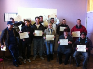 Job Club Training 2012